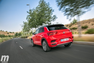 Galería comparativa VW T-Cross vs VW T-ROC Foto 18