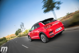 Galería comparativa VW T-Cross vs VW T-ROC Foto 19