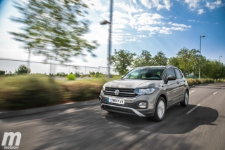 Galería comparativa VW T-Cross vs VW T-ROC Foto 24