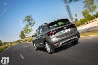 Galería comparativa VW T-Cross vs VW T-ROC Foto 28
