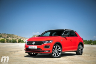 Galería comparativa VW T-Cross vs VW T-ROC Foto 43