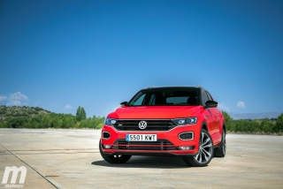 Galería comparativa VW T-Cross vs VW T-ROC Foto 44