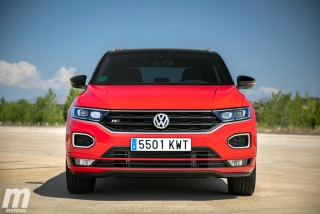 Galería comparativa VW T-Cross vs VW T-ROC Foto 47