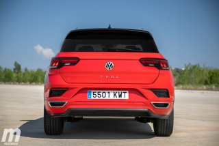 Galería comparativa VW T-Cross vs VW T-ROC Foto 55