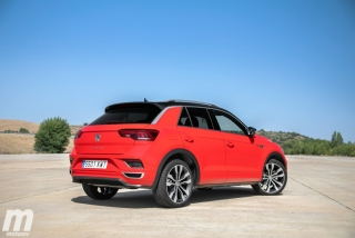 Galería comparativa VW T-Cross vs VW T-ROC Foto 57