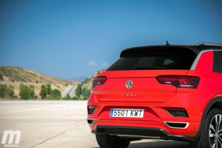 Galería comparativa VW T-Cross vs VW T-ROC Foto 58
