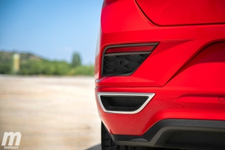 Galería comparativa VW T-Cross vs VW T-ROC Foto 61