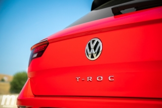 Galería comparativa VW T-Cross vs VW T-ROC Foto 62