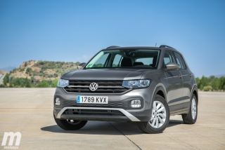 Galería comparativa VW T-Cross vs VW T-ROC Foto 64