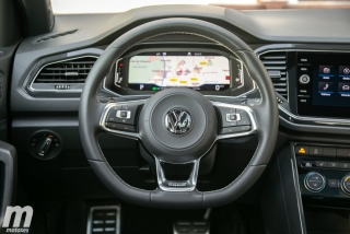 Galería comparativa VW T-Cross vs VW T-ROC Foto 82