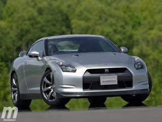 Foto 1 - Galería Nissan GT-R R35 2007, fotos de la nueva generación