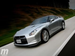 Foto 3 - Galería Nissan GT-R R35 2007, fotos de la nueva generación