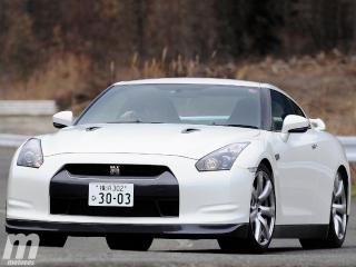 Galería Nissan GT-R R35 2007, fotos de la nueva generación Foto 4