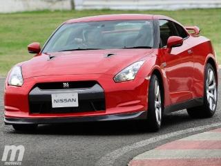 Galería Nissan GT-R R35 2007, fotos de la nueva generación Foto 5