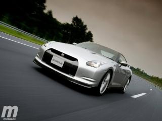 Galería Nissan GT-R R35 2007, fotos de la nueva generación Foto 9