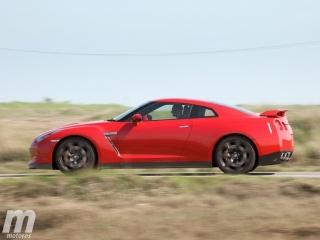 Galería Nissan GT-R R35 2007, fotos de la nueva generación Foto 12