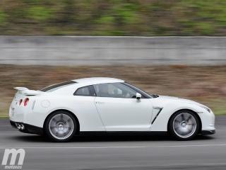 Galería Nissan GT-R R35 2007, fotos de la nueva generación Foto 15