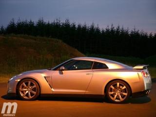 Galería Nissan GT-R R35 2007, fotos de la nueva generación Foto 16