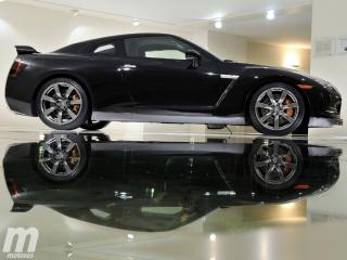 Galería Nissan GT-R R35 2007, fotos de la nueva generación Foto 17