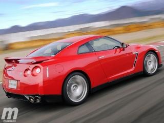 Galería Nissan GT-R R35 2007, fotos de la nueva generación Foto 28