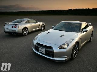 Galería Nissan GT-R R35 2007, fotos de la nueva generación Foto 32