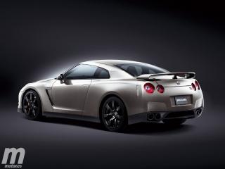 Galería Nissan GT-R R35 2007, fotos de la nueva generación Foto 35