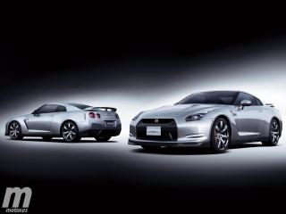 Galería Nissan GT-R R35 2007, fotos de la nueva generación Foto 36