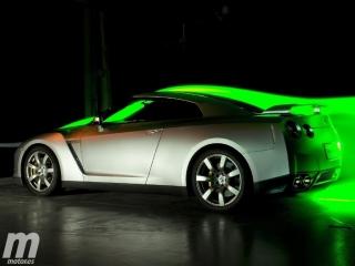 Galería Nissan GT-R R35 2007, fotos de la nueva generación Foto 38