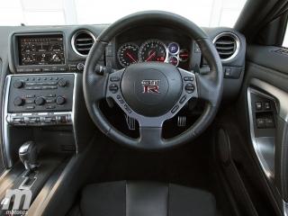 Galería Nissan GT-R R35 2007, fotos de la nueva generación Foto 39