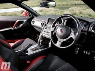 Galería Nissan GT-R R35 2007, fotos de la nueva generación Foto 40