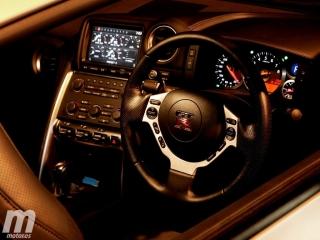 Galería Nissan GT-R R35 2007, fotos de la nueva generación Foto 41