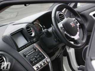 Galería Nissan GT-R R35 2007, fotos de la nueva generación Foto 42
