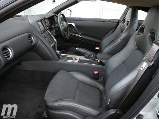 Galería Nissan GT-R R35 2007, fotos de la nueva generación Foto 43
