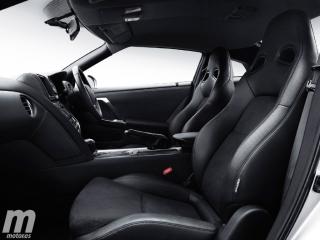 Galería Nissan GT-R R35 2007, fotos de la nueva generación Foto 44