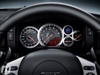Galería Nissan GT-R R35 2007, fotos de la nueva generación Foto 50