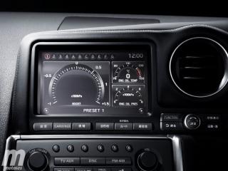 Galería Nissan GT-R R35 2007, fotos de la nueva generación Foto 53