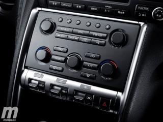 Galería Nissan GT-R R35 2007, fotos de la nueva generación Foto 54