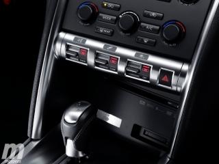 Galería Nissan GT-R R35 2007, fotos de la nueva generación Foto 55