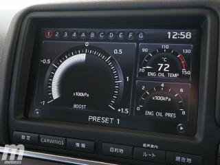 Galería Nissan GT-R R35 2007, fotos de la nueva generación Foto 63