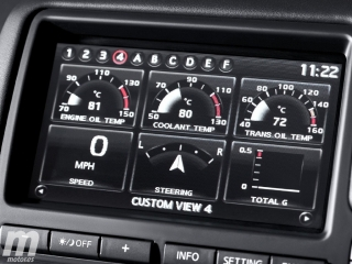 Galería Nissan GT-R R35 2007, fotos de la nueva generación Foto 64