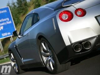 Galería Nissan GT-R R35 2007, fotos de la nueva generación Foto 70
