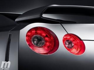 Galería Nissan GT-R R35 2007, fotos de la nueva generación Foto 71
