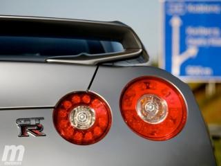 Galería Nissan GT-R R35 2007, fotos de la nueva generación Foto 72