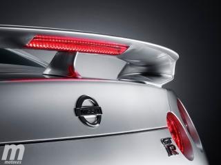 Galería Nissan GT-R R35 2007, fotos de la nueva generación Foto 74
