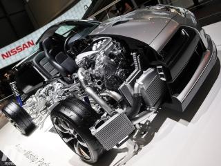 Galería Nissan GT-R R35 2007, fotos de la nueva generación Foto 81