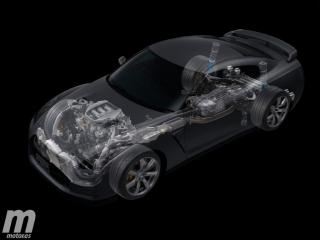 Galería Nissan GT-R R35 2007, fotos de la nueva generación Foto 82