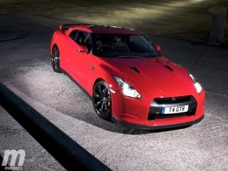 Galería Nissan GT-R R35 2007, fotos de la nueva generación Foto 90