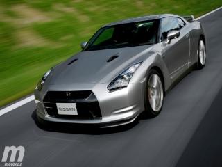 Galería Nissan GT-R R35 2007, fotos de la nueva generación Foto 92