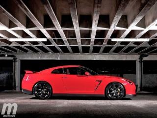 Galería Nissan GT-R R35 2007, fotos de la nueva generación Foto 100