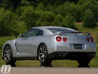 Galería Nissan GT-R R35 2007, fotos de la nueva generación Foto 104